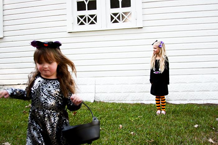 Babiekins Magazine || Little Witches Halloween
