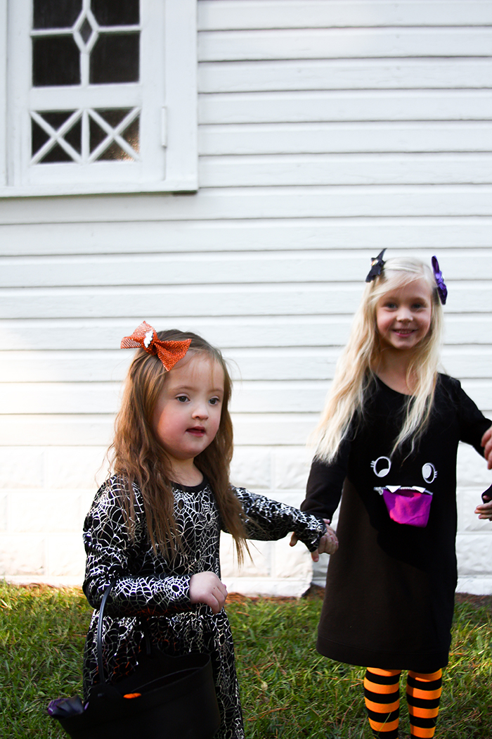 Babiekins Magazine || Little Witches Halloween
