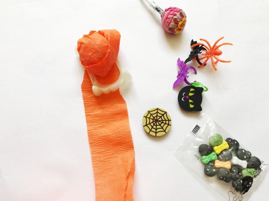 pumpkin surprise ball DIY-step3