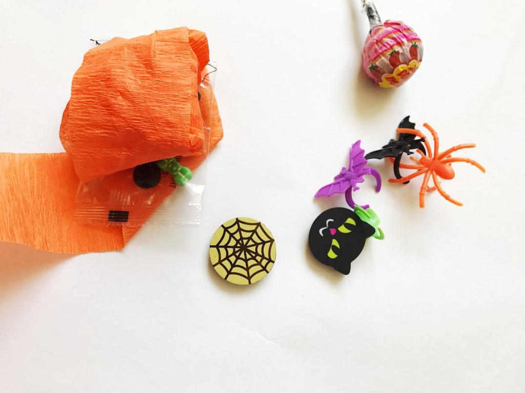 pumpkin surprise ball DIY-step4