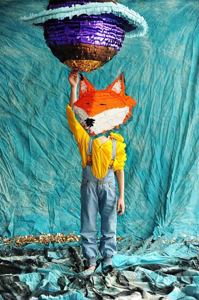BABIEKINS MAGAZINE | The Prince and the Fox