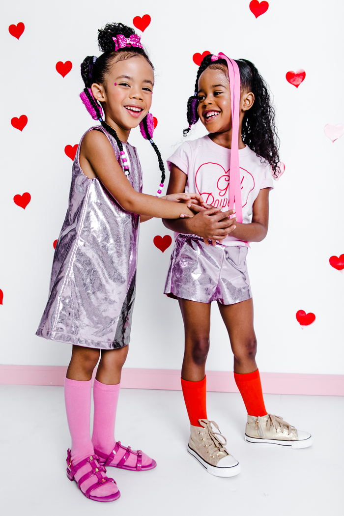 Elizabeth Pettey Photography for Babiekins Magazine / Happy Galentine's Day
