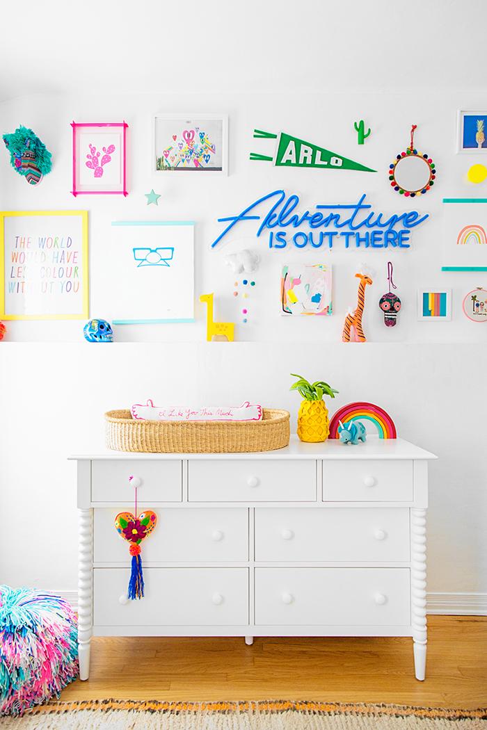 Babiekins Magazine // Arlo's Nursery Reveal by StudioDIY