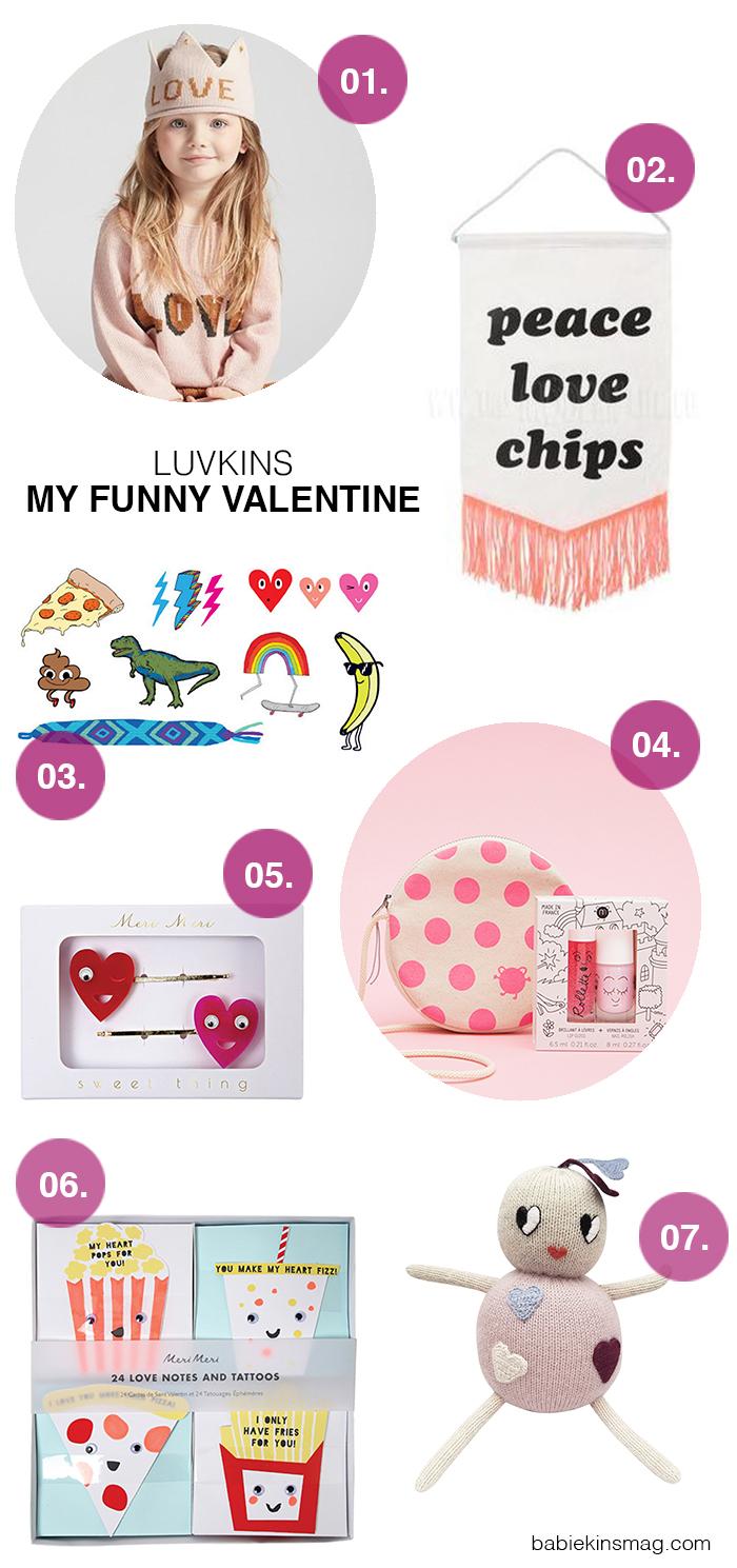 Babiekinsmag.com // Luvkins / My Funny Valentine