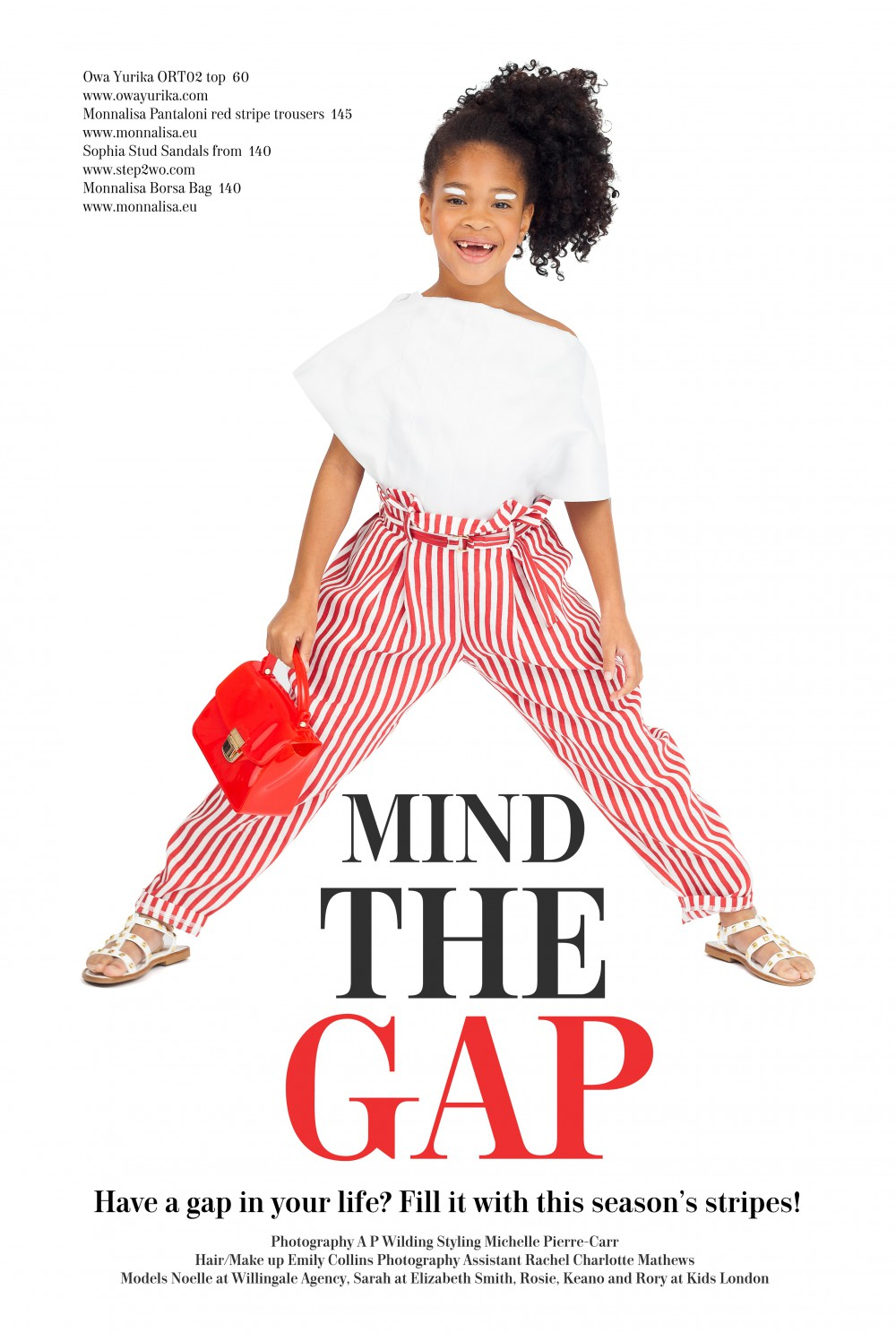 BABIEKINS MAGAZINE Mind the Gap