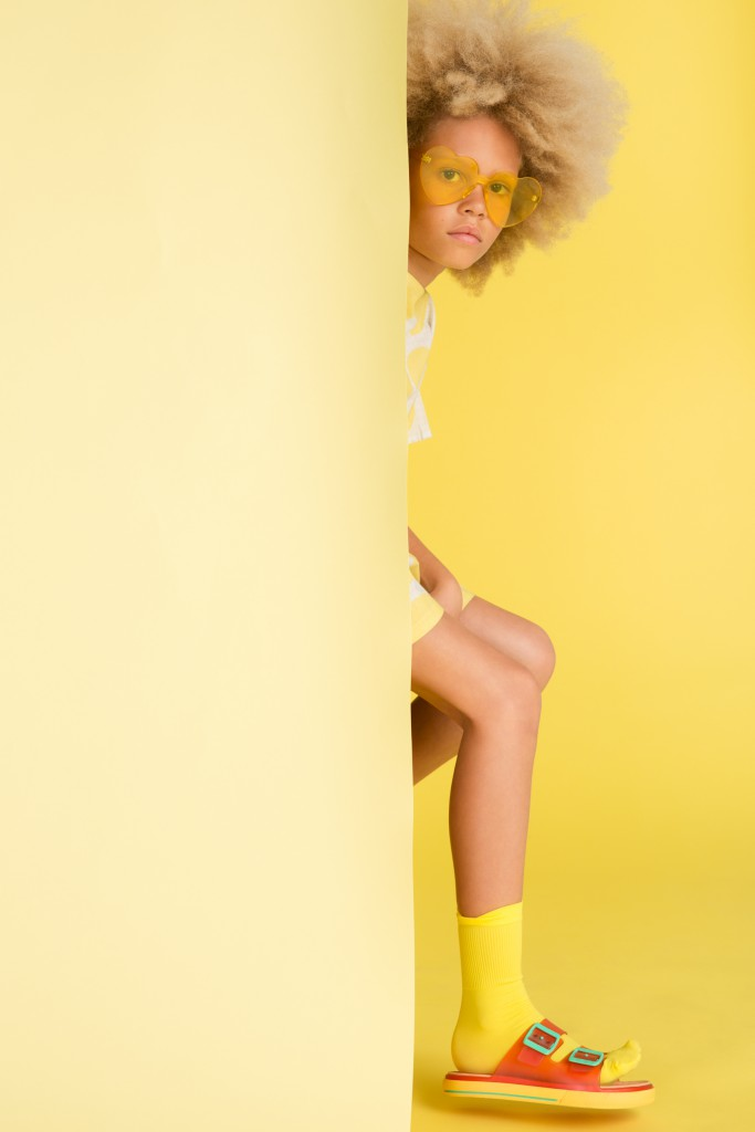 Fashionkins // Don't Call Them Mellow Yellow