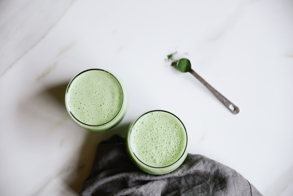 Babiekins Magazine | Kale Apple Smoothie