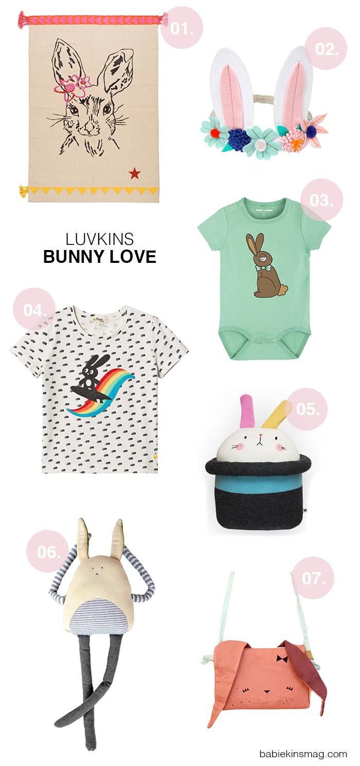 Luvkins // Bunny Love | Babiekins Magazine