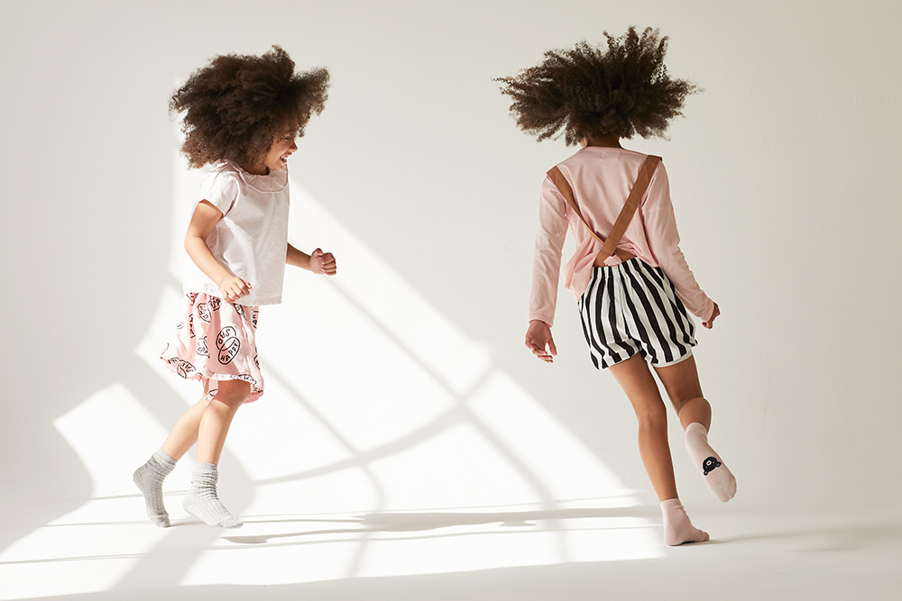 BABIEKINS MAGAZINE | A Neutral Palette for Kids is Updated with Millennial Pink
