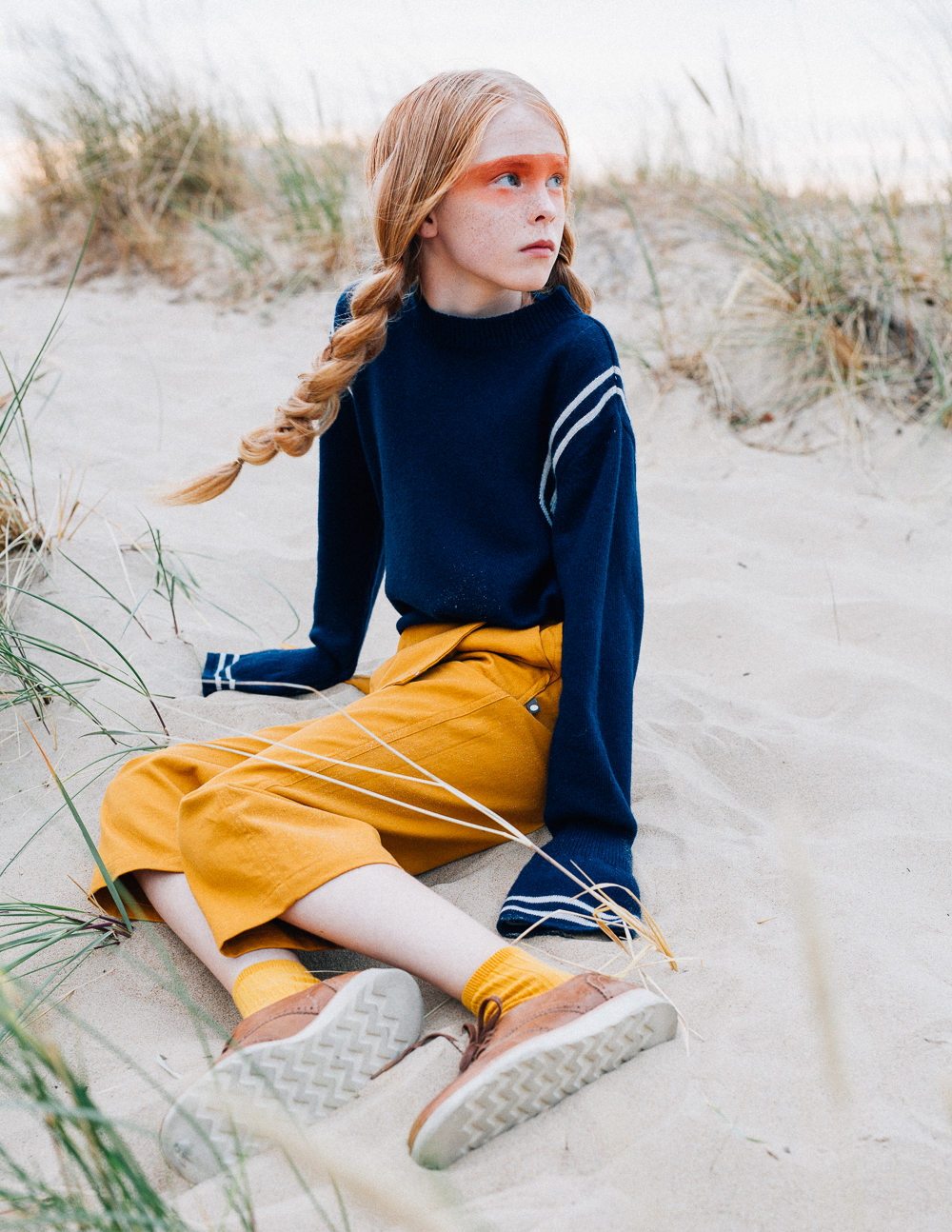 BABIEKINS MAGAZINE | Summer's Gone // Autumn Color Palette for Kids