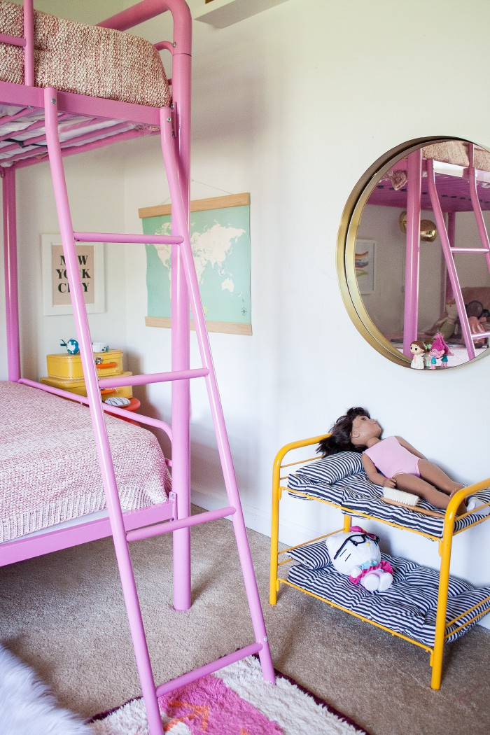 Babiekins Magazine || Birthday Bunk Beds