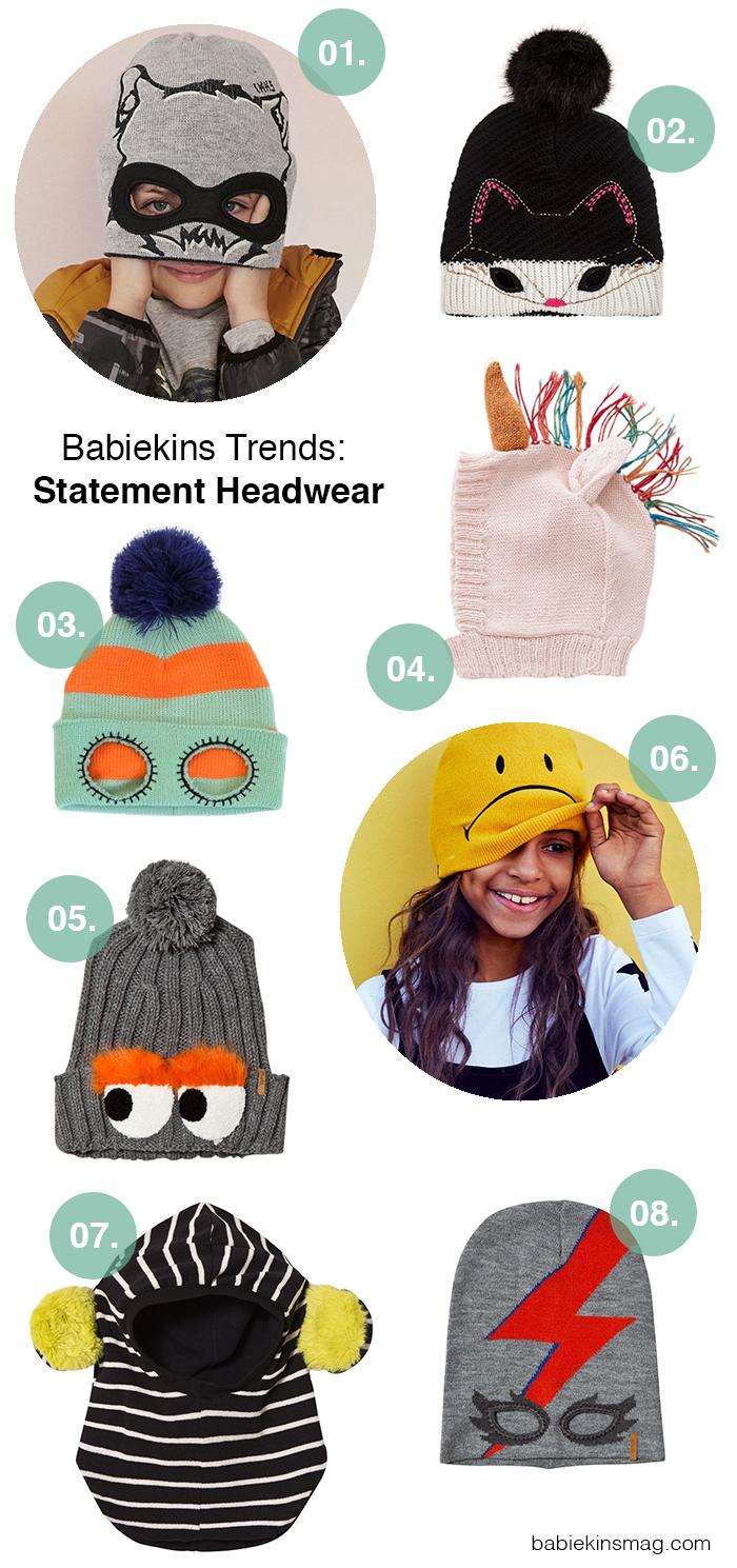 Babiekins Fashion Trends: Statement Headwear | Babiekins Magazine