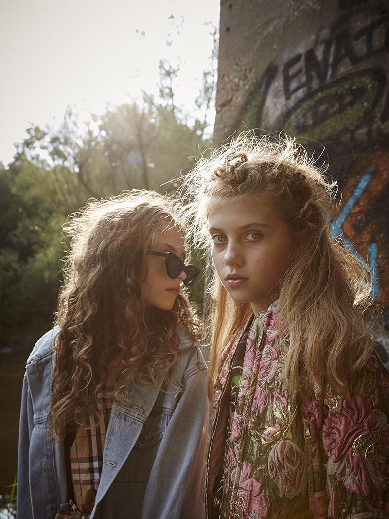 BABIEKINS MAGAZINE | An End of Summer Photo Story