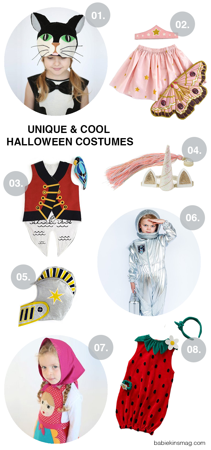 Babiekins Unique & Cool Halloween Costumes for Kids | Babiekins Magazine
