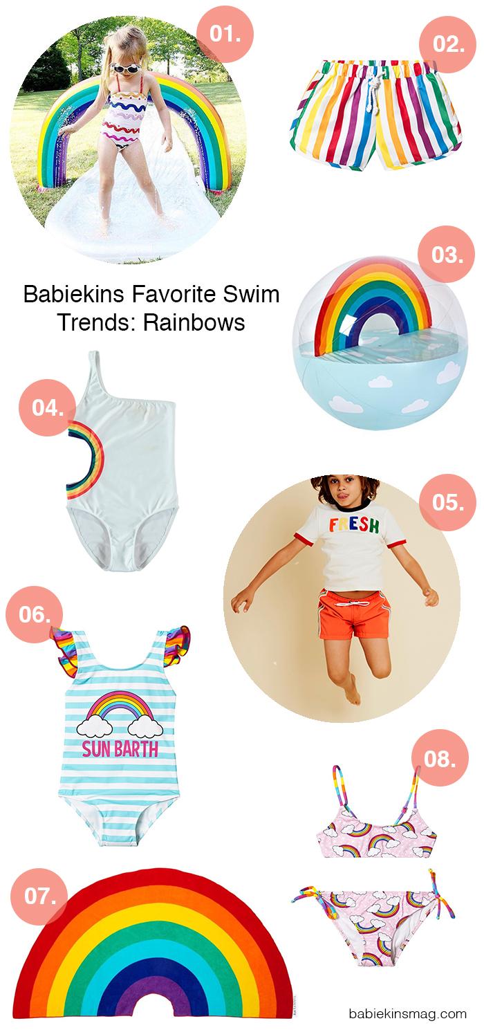 7dbded0e5dc95 Credits // 01. slip slide | 02. stripe trunks | 03. beach ball | 04.  swimsuit |05. t-shirt & trunks | 06. graphic swimsuit | 07. towel | 08.  print bikini